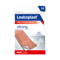 LEUKOPLAST STRONG 19MM X 56MM (10τμχ)