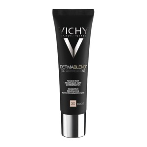 VICHY Dermablend 3D correction fond de teint oil-free No30 beige spf25 30ml