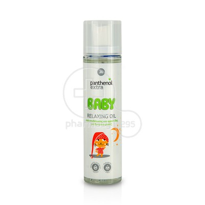 PANTHENOL - PANTHENOL EXTRA BABY Relaxing Oil - 100ml