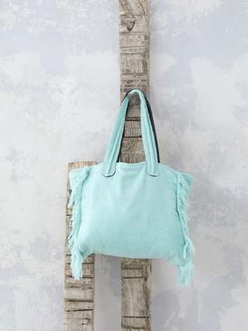 6d9a2f1149 Τσάντα Θαλάσσης Poche - Mint