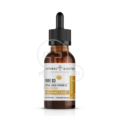 NATURAL DOCTOR - Pure D3 - 30ml
