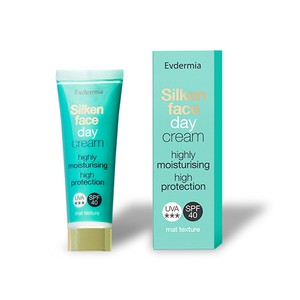 Silken face day cream