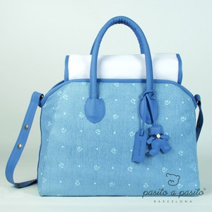 Changing Bag Blue