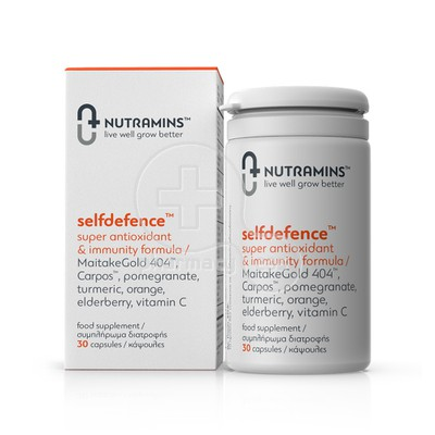 NUTRAMINS - Selfdefence - 30caps