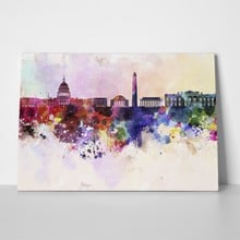 Washington watercolor 164963582 a