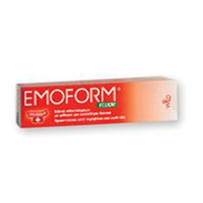 Emoform - Emoform Fluor (85ml) - 110gr