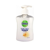 DETTOL LIQUID HAND WASH ANTIBACTERIAL HONEY 250ML