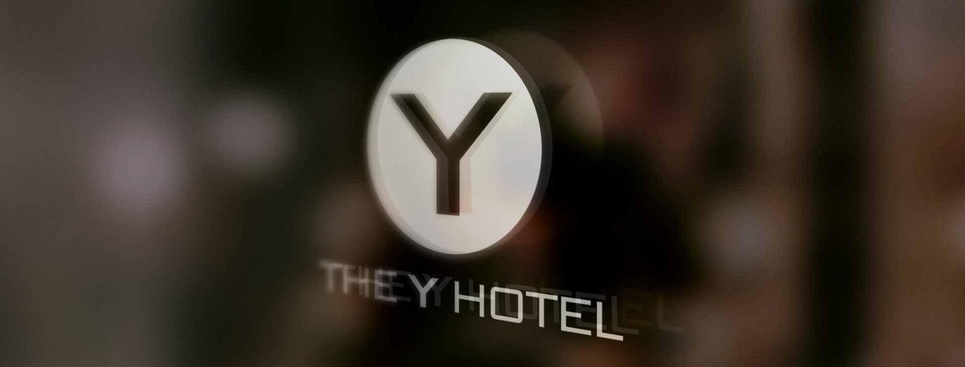 The Y Hotel - Corporate Identity