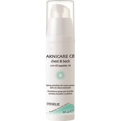 Synchroline Aknicare Chest & Back Spray Emulsion, 100ml