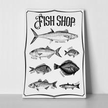 Vintage hand drawn fishes 396429421 a