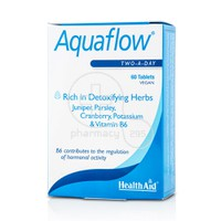 HEALTH AID - Aquaflow - 60tabs