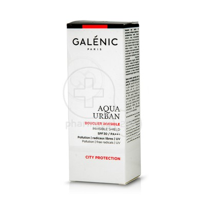 GALENIC - AQUA URBAN Bouclier Invisible SPF30 - 50ml
