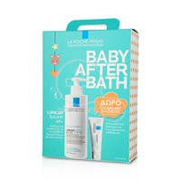LA ROCHE-POSAY - PROMO PACK BABY AFTER BATH LIPIKAR Baume AP+ - 400ml ΜΕ ΔΩΡΟ CICAPLAST Baume B5 -15ml