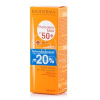 BIODERMA -  PHOTODERM MAX Creme Teintee Doree SPF50+ 40ml