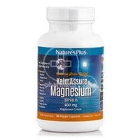 NATURE'S PLUS - KalmAssure Magnesium 400mg - 90caps