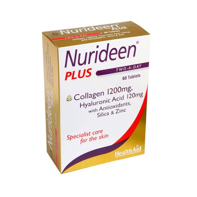 Health Aid - Nurideen Plus - 60 tabs