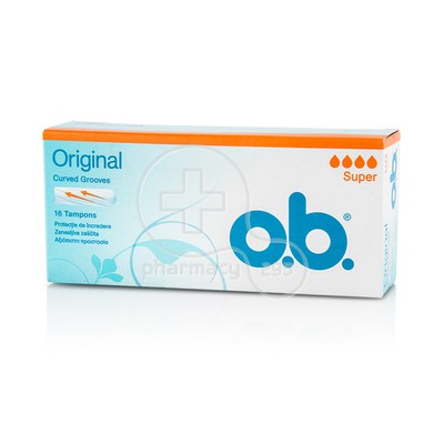 o.b. - Original Super - 16pcs