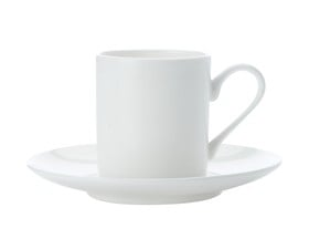 Maxwell & Williams Φλιτζάνι Espresso & Πιατάκι 100ml 100ml. Cashmere Bone China