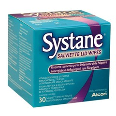 Alcon Systane Salviette Lid Wipes 30τμχ