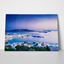 Twilight over mykonos 547490086 a