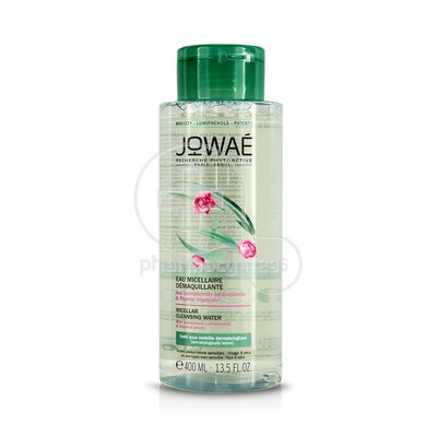 JOWAE - Eau Micellaire Demaquillante - 400ml