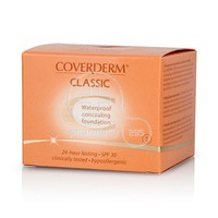 COVERDERM - CLASSIC Waterproof Concealing Foundation SPF30 (No2) - 15ml