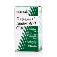 HEALTH AID - Conjugated Linoleic Acid CLA 1000mg - 30caps