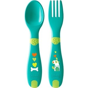 Chicco baby s first cutlery set