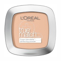 L'OREAL PARIS - TRUE MATCH Super Blendable Perfecting Powder NoC1 (Rose Ivory) - 9gr