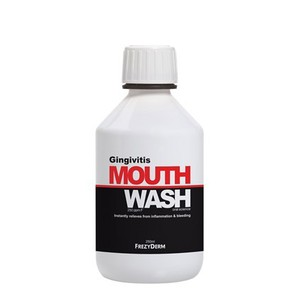 Frezyderm gingivitis mouthwash250ml