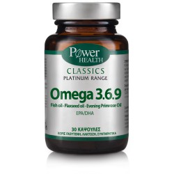 Power Health Classics Platinum Omega 3 6 9 30s Caps