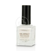 KORRES - GEL EFFECT Nail Colour No11 Coconut Smoothie - 11ml