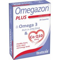 HEALTH AID OMEGAZON PLUS 30CAPS BLISTER