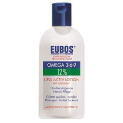 Eubos Omega 3-6-9 Lipo Lotion 200ml
