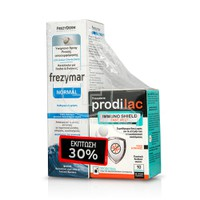 FREZYDERM - PROMO PACK FREZYMAR Normal 100ml & PRODILAC Immuno Shield Fast Melt - 10sachets