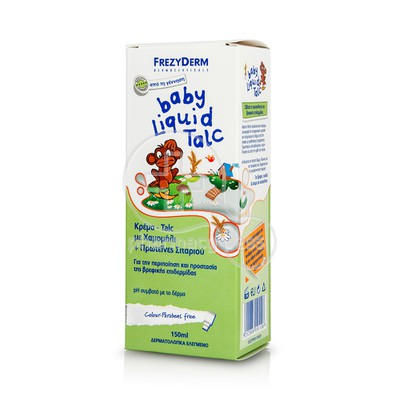 FREZYDERM - Baby Liquid Talc - 150ml