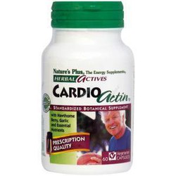 Nature's Plus Cardio Actin 60Veg.Caps