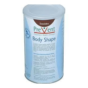Prevent body shape chocolate 430gr
