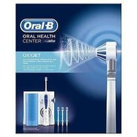 BRAUN ORAL B HEALTH CENTER OXYJET