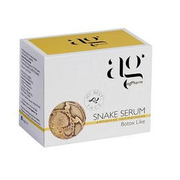 Ag Pharm Snake Serum 2ml - Αμπούλα για Botox