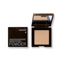 Korres Wild Rose Compact Powder WRP4 10ml #