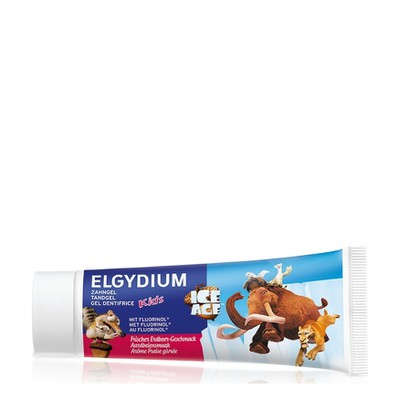 Elgydium - Kids Toothpaste Ice Age Strawberry - 50ml