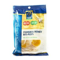MANUKA HEALTH BIO30 MGO400 MANUKA HONEY BEE-POPS 10 LOLLIPOPS