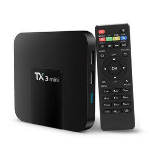 ANDROID BOX TANIX T3X MINI S912