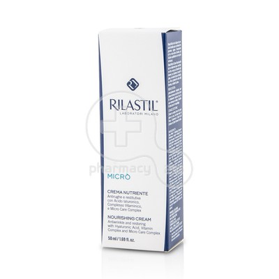 RILASTIL - MICRO Nourising Cream - 50ml