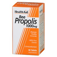 HEALTH AID BEE PROPOLIS 1000MG 60TABL