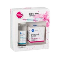 Panthenol Extra Promo Day Cream Spf15 & Micellar Cleanser 100ml