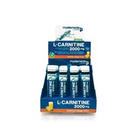 MY ELEMENTS SPORTS L-CARNITINE 2000MG/20ML LIQUID ORANGE (12ΤΕΜ)