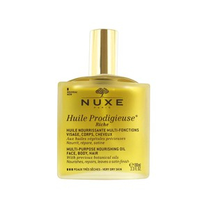 Nuxe huile prodigieuse riche multi purpose oil 100ml
