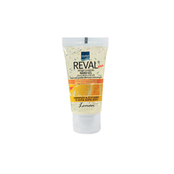 Intermed Reval Plus Lemon Hand Gel Αντισηπτικό Χεριών 30ml